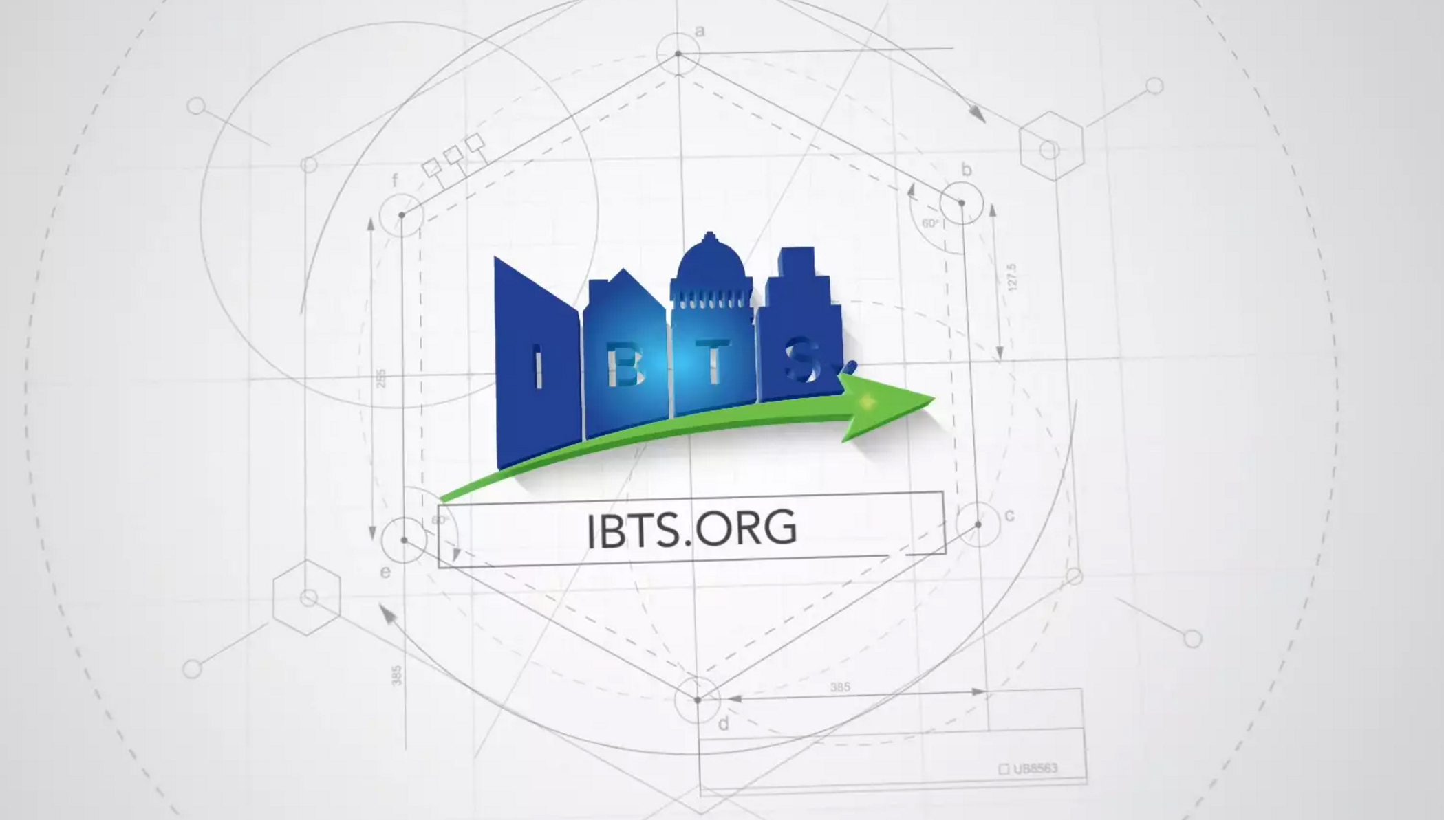 Image of the IBTS logo with IBTS.org below.