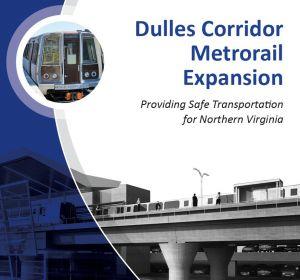 Dulles Corridor Metrorail Expansion